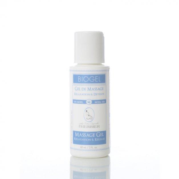 Biogel - Relaxation et détente Les Soins Corporels l'Herbier Produits de massage