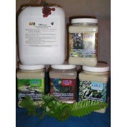 Poudre Algue et Raisin pour enveloppement & bain