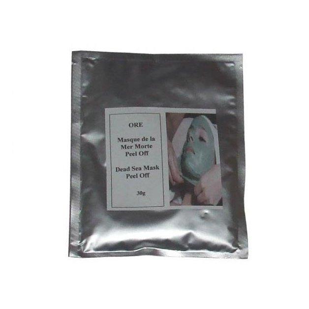 Masque peel-off aux minéraux de la Mer Morte