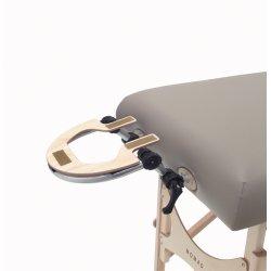 Base appui-tête inclinable et rétractable NOMAD