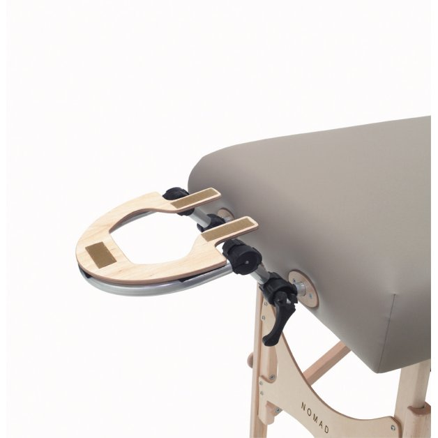 Base appui-tête inclinable et rétractable NOMAD Nomad Équipements de massage