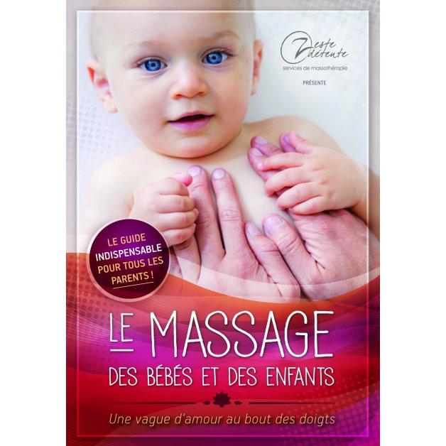 DVD Massage des Bébés et des Enfants  Livres, chartes et réflexologie