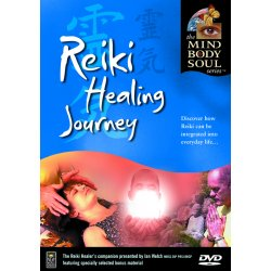 DVD Reiki Healing Journey