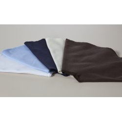 Light blue pillow covers - Pair