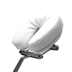 Memory foam face crescent cushion by Silhouet-tone