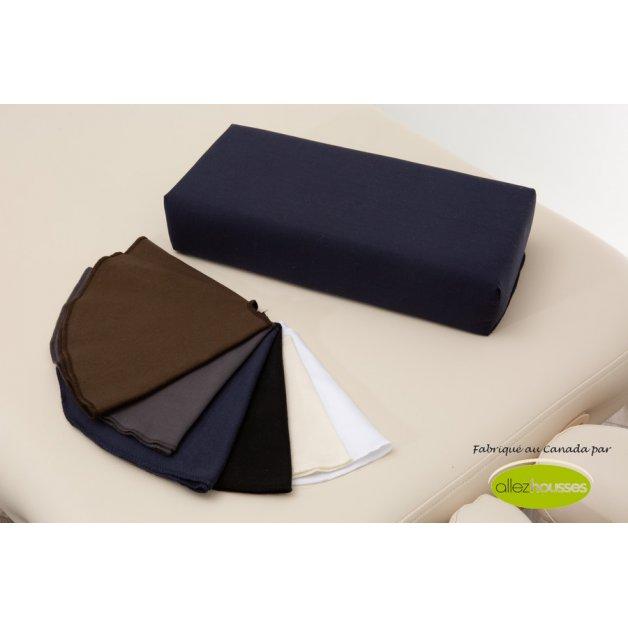 Oreiller mousse mémoire - 8x15 Allez Housses Accessoires confort pour massage