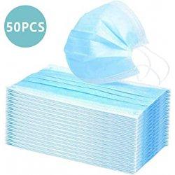 Masques de procédure médicale - 50 unités