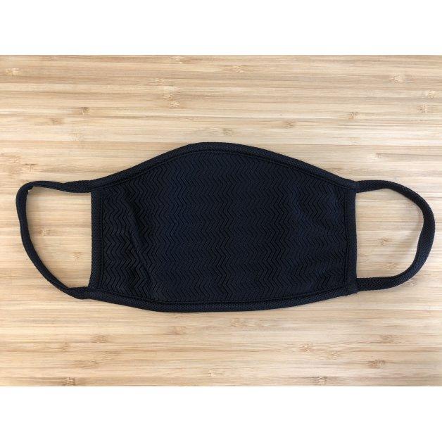 Masque de protection lavable ventilé - 2 épaisseurs