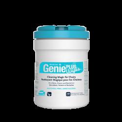 Genie Plus - Lingettes nettoyantes & revitalisantes pour table massage - 160 unités