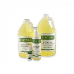 Huile de massage légère ''Nutri-Naturals'' de Biotone