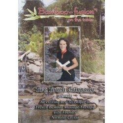 DVD de formation Massage aux bambous sur table